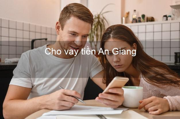 Cho vay tiền An Giang