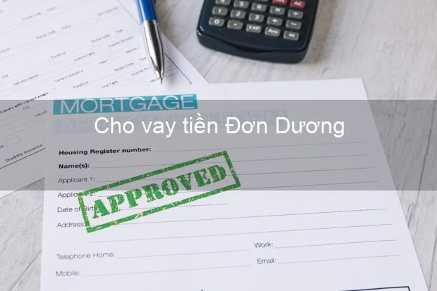 Cho vay tiền Đơn Dương Lâm Đồng