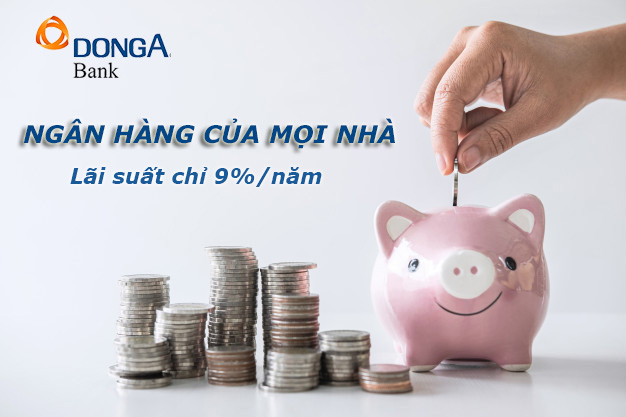 Hướng dẫn vay tiền ngân hàng Đông Á dễ dàng